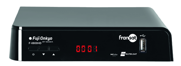 Achat FUJIONKYO F8800 HD