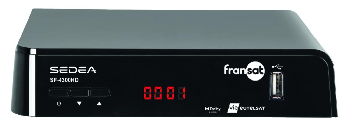 Achat SEDEA SF4300 HD