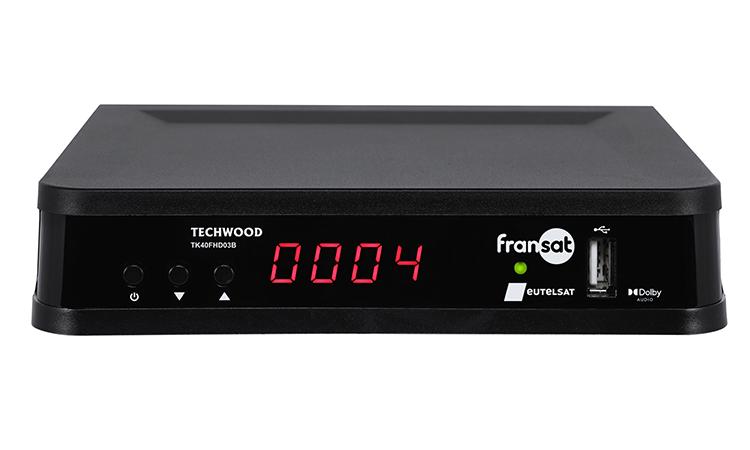TECHWOOD TF40FHD03B>