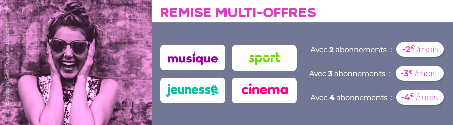 Remise Multi-offres