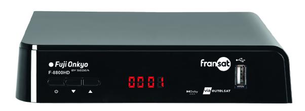 FUJIONKYO F8800 HD>
