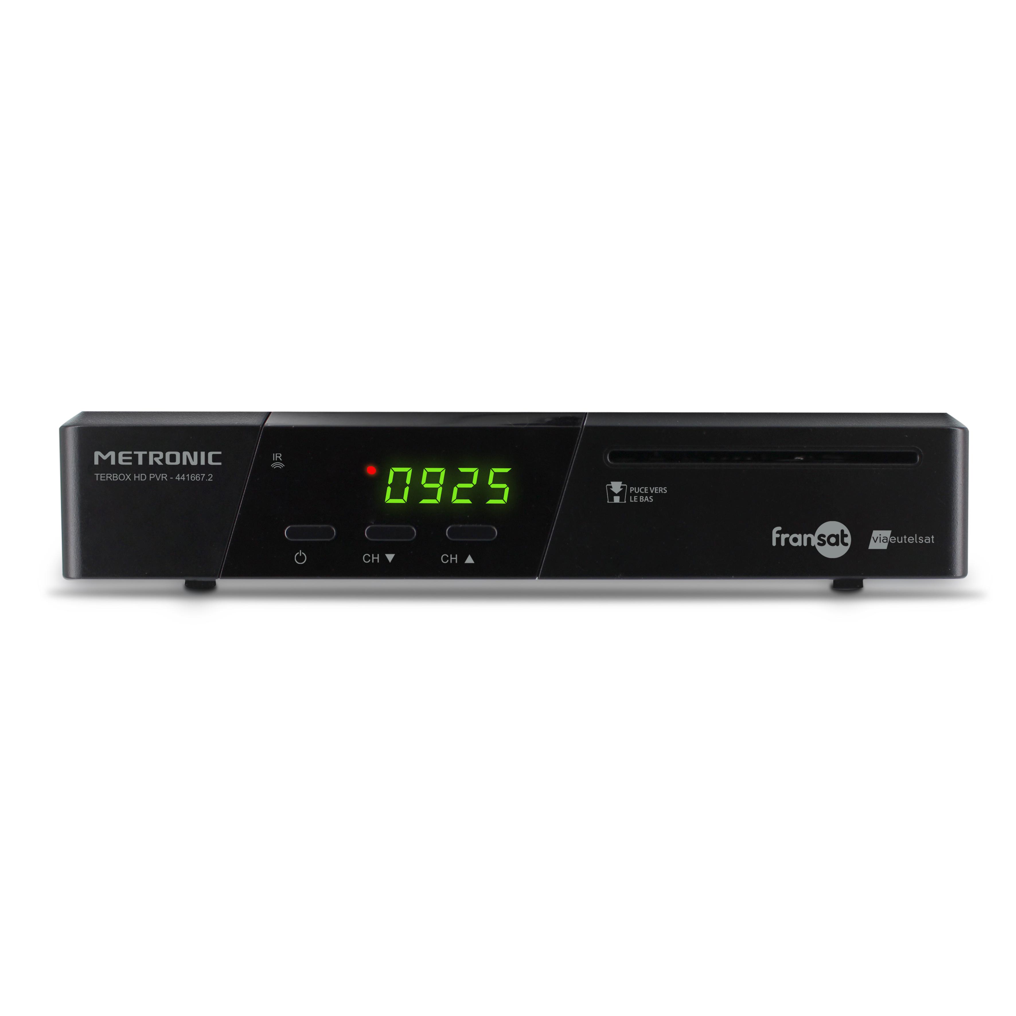 METRONIC TERBOX HD 441667.2