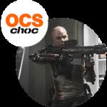 OCS CHOC via Fransat par satellite