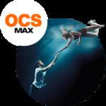 OCS MAX via Fransat par satellite