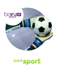 Pack Sports Fransat avec beIN SPORTS
