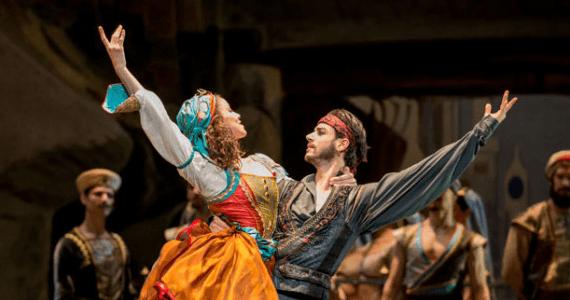 Ballet Le Corsaire UHD