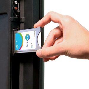 TV Panasonic compatible avec Module CI Fransat