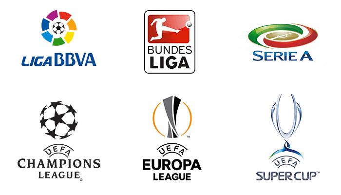 Les plus beaux championnats de foot européen sur beIN SPORTS
