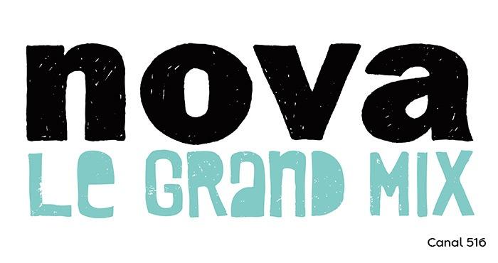 Radio Nova canal 516 sur le bouquet FRANSAT