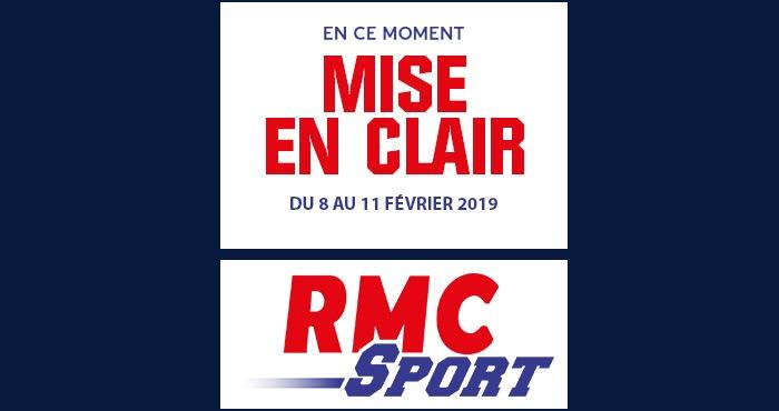 RMC Sport en clair