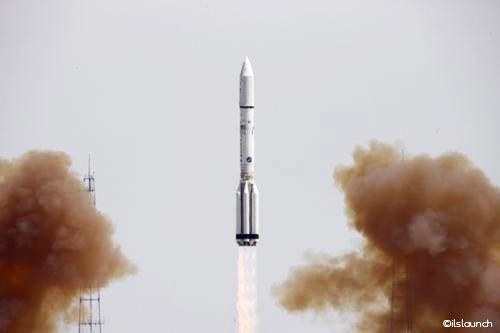 Lancement satellite