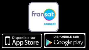 Application FRANSAT Connect