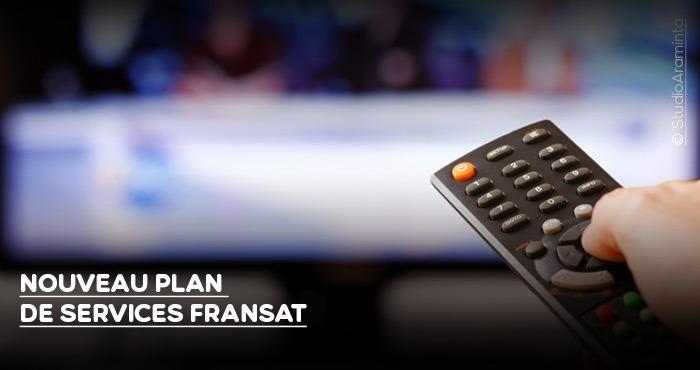 Nouveau plan de service FRANSAT
