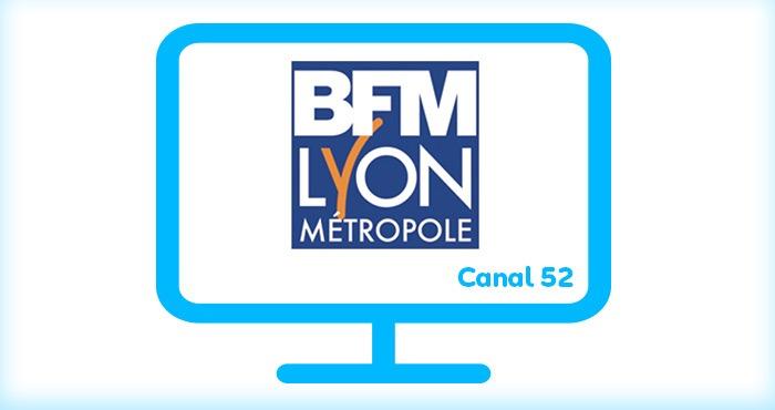 L'ACTU LYONNAISE EN DIRECT AVEC BFM LYON SUR FRANSAT