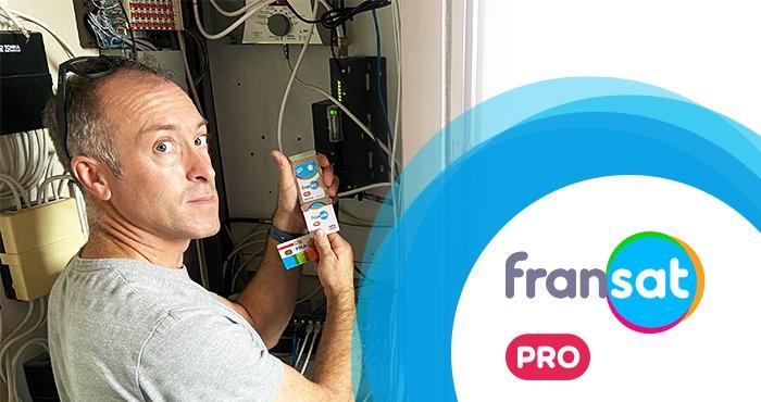 Ceux qui font FRANSAT : rencontre avec un de nos installateurs