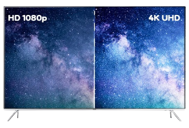 Offrez-vous une nouvelle vision de la télé avec la 4K-Ultra HD